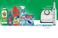 Logo Concorso ''Pulizie di primavera'': come vincere un prodotto Vorwerk Folletto