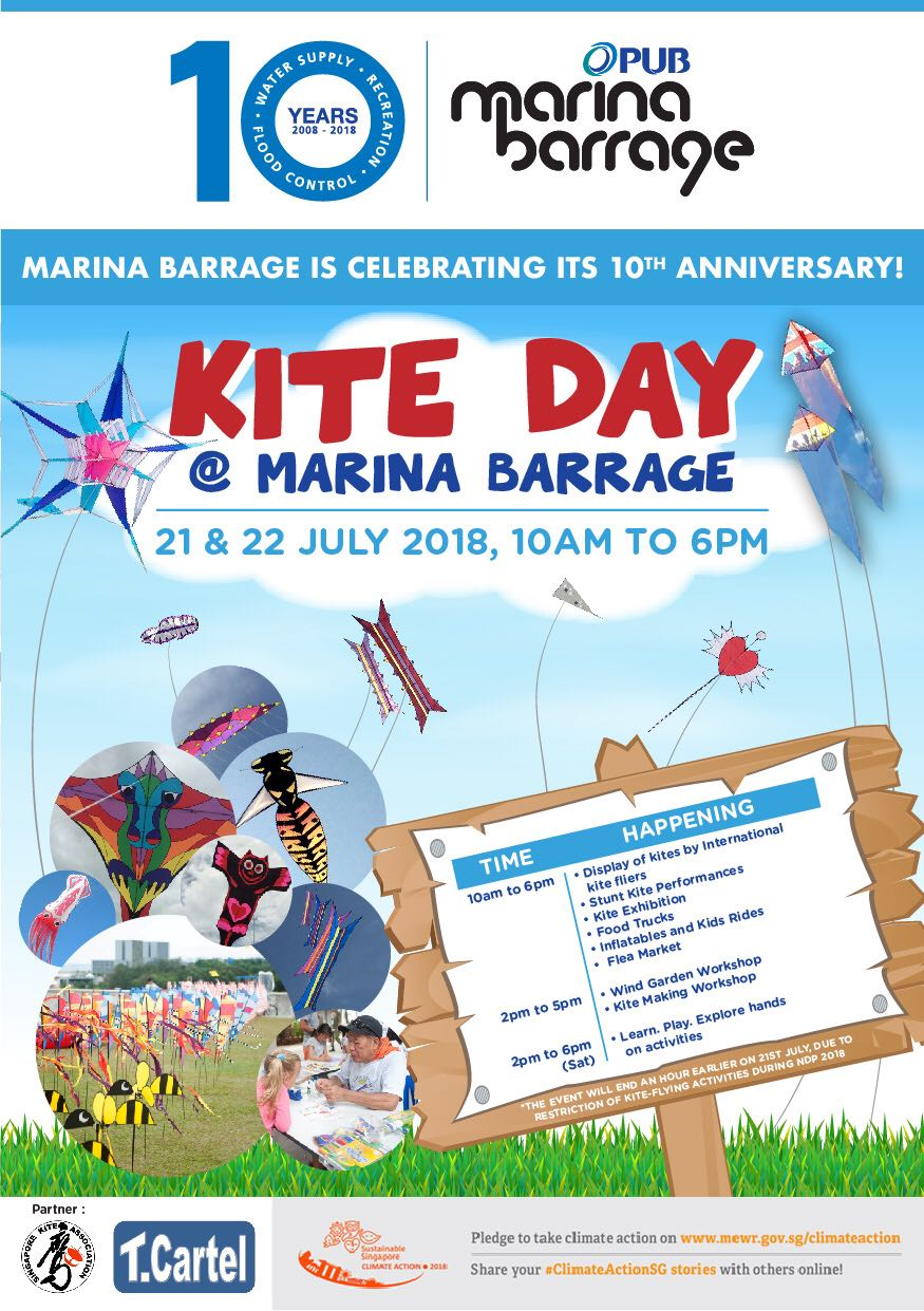 singapore kite day 2018