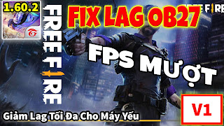 fix lag free fire ob27