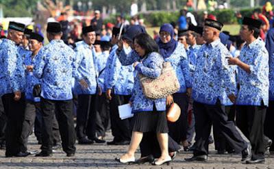 Rekrutmen PNS baru di Kalimantan Utara