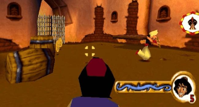 تحميل لعبة علاء الدين Aladdin