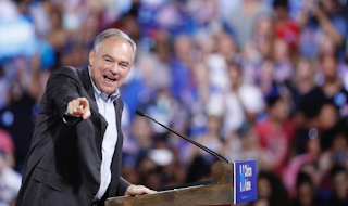 How Tim Kaine's Record on Guns Helps With Women Voters