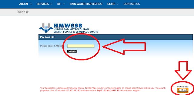 HMWSSB Bill Payment-4