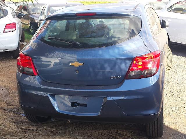 Novo Chevrolet Onix 2016