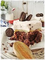 Oreo´s poke cake
