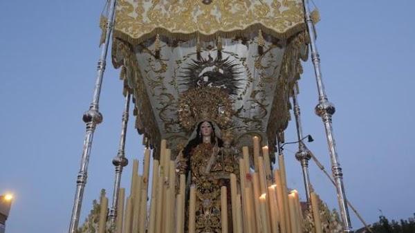 El Carmen de San Cayetano suspende la procesión del 16 de julio en Córdoba y el besamanos