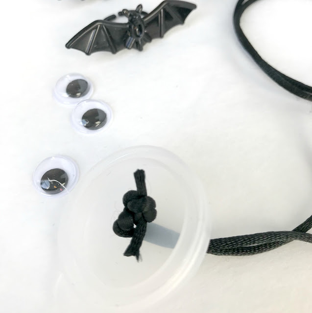 Make Your Own Bat Necklaces