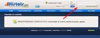 Histats - contatore visite online • Scuolissima.com