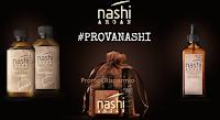 Logo Campioni omaggio in kit Nashi Argan