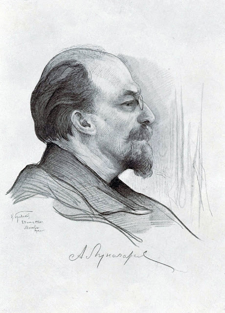 A. Lunacharsky