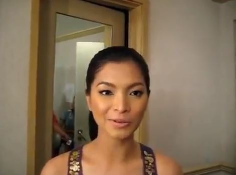 THROWBACK:  Here Is Angel Locsin's Message To All 'ChardGel' Fans After Her Birthday Celebration In ASAP Way Back 2008!