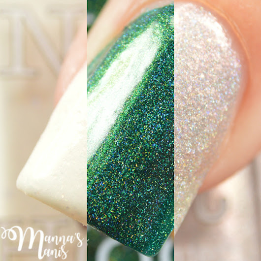 Nail Hoot Birthstone Polishes Part 4
