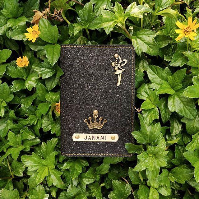 Personalised Passport Cover