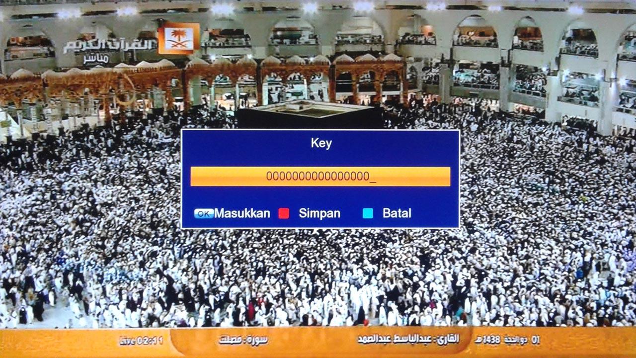 Apa Itu Firmware Receiver Parabola K0S K3 Open Key