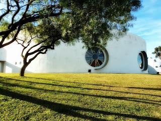Casa do Povo, Projetada por Oscar Niemeyer, em Vacaria