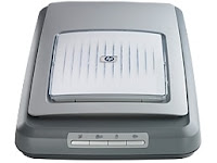HP Scanjet 4070 Scanner Mac downloads driver