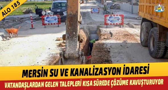 Mersin Haber,Vahap Seçer,Mersin Büyükşehir Belediyesi,Meski,