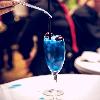 otro cocktail azul del mago del gin tonic
