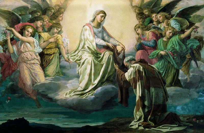 Feast Of Our Lady Of Mount Carmel Quotes: Southern California Catholic : Feast Of Our Lady Of Mt. Carmel