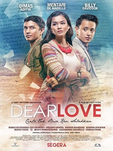 Download Film Indonesia Dear Love (2016) WEB DL