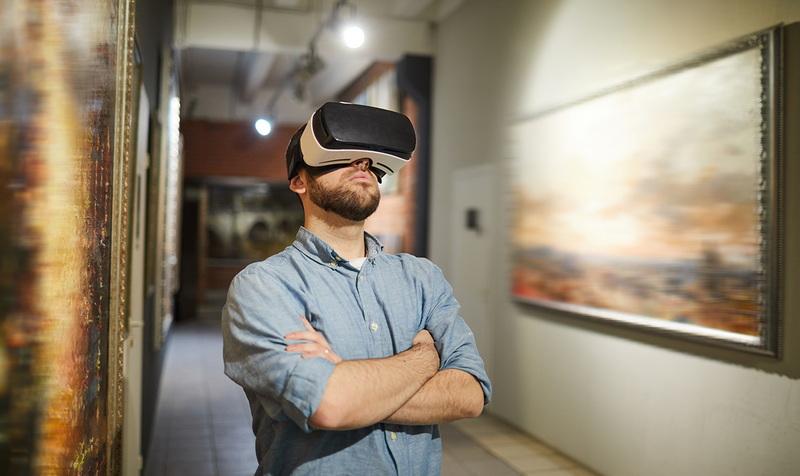 Μουσεία: Καθηλωτική εμπειρία χάρη στην ψηφιακή τεχνολογία