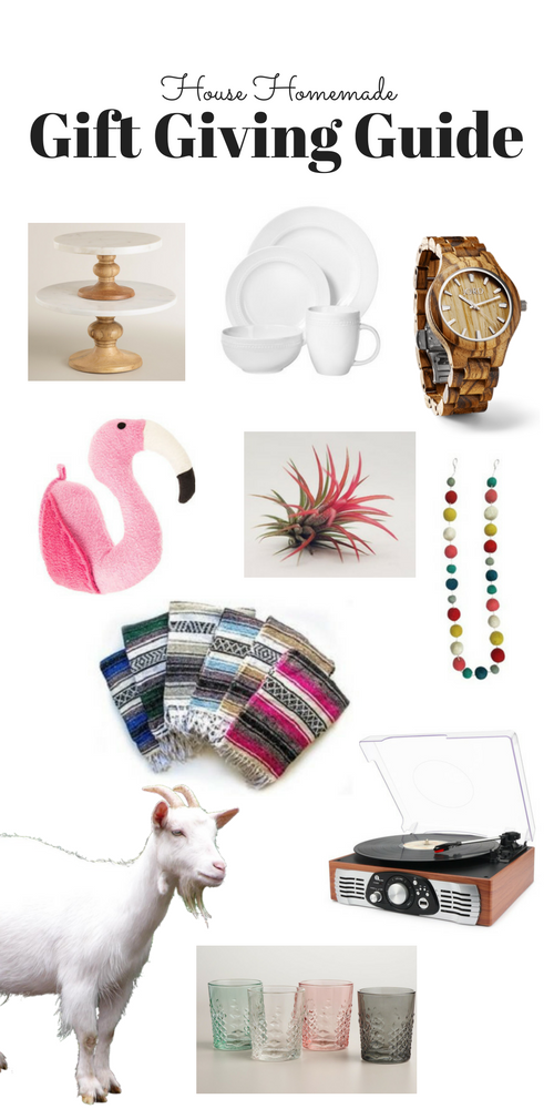 Gift ideas for the artsy homebody
