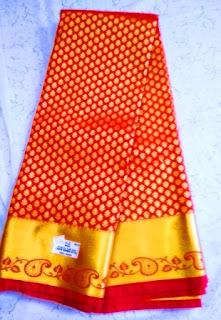 Kanjivaram traditional