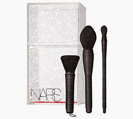 NARS Kabuki Brush Set, NARS Holiday 2014 Collection, Beauty Review, NARS Cosmetics, NARS Malaysia, NARS Makeup