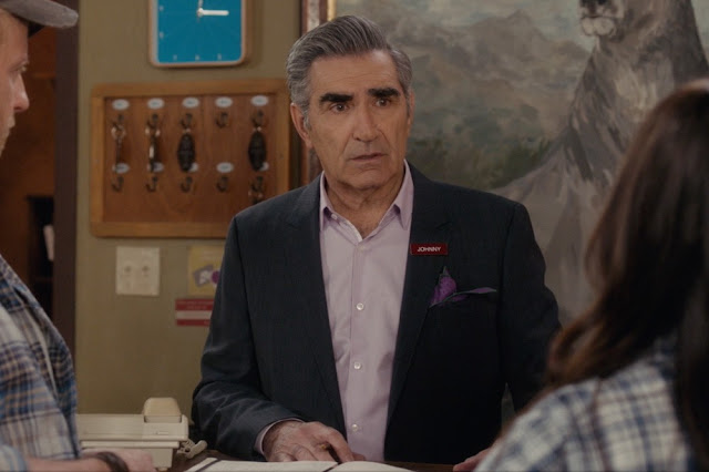 Los Lunes Seriéfilos emmy 2019 actor comedia eugene levy
