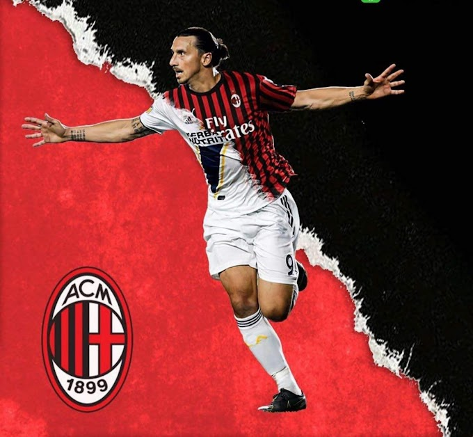 Zlatan Ibrahimovic officially returns to Milan on free transfer