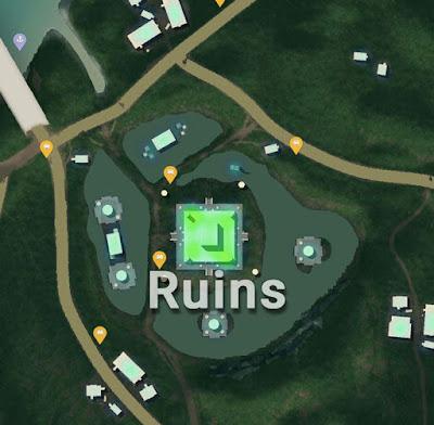 2. Ruins