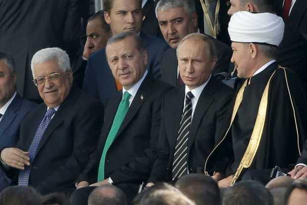 تركيا قامت بتسليم السلطة الفلسطينية سجلات الطابو لاراضي فلسطين - اخبار فلسطين اليوم
