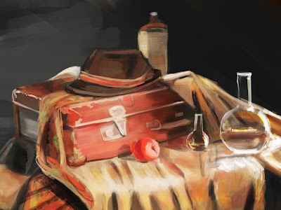 speedpaint still life
