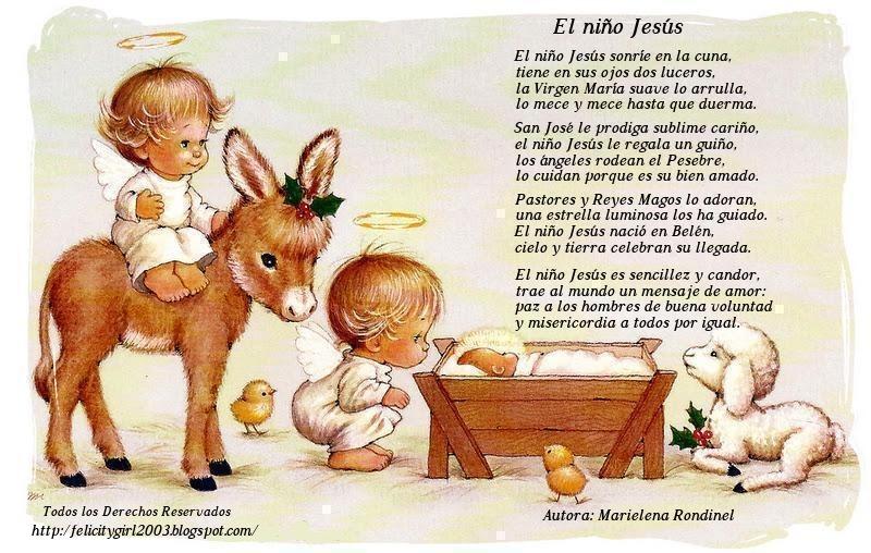 27e2ac7a380 Entre Luna y Estrellas  El niño Jesús (con imagen)