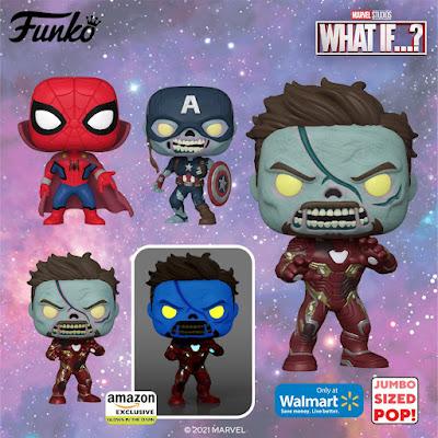 Marvel Studios' What If…? Pop Vinyl Figure Series by Funko
