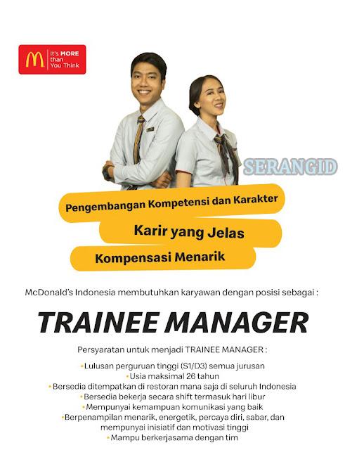 Loker Mcdonalds Crew Store Banten Serangid