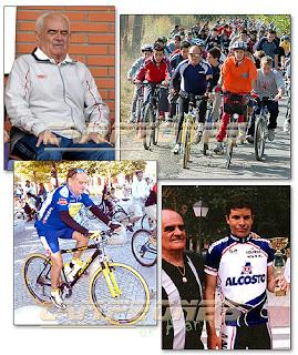 Angel Aparicio Aranjuez Ciclismo