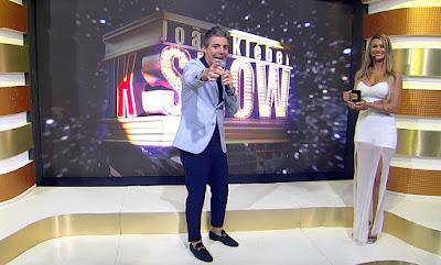 Foto: Programa exibido na noite de ontem/Divulgação/RedeTV!