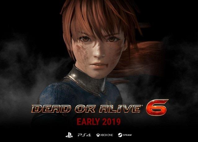 Dead or alive 6 trabajará a 4K con HDR en Xbox One X y a 1080p en PS4 Pro