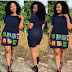 30 Latest Ankara and Jeans Combination