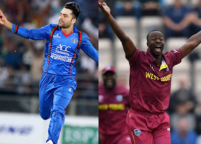 Who will win WI vs AFGH 1st T20I Match