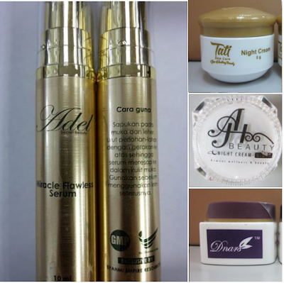 Produk Kosmetik Mengandungi Racun Berjadual..... 2017