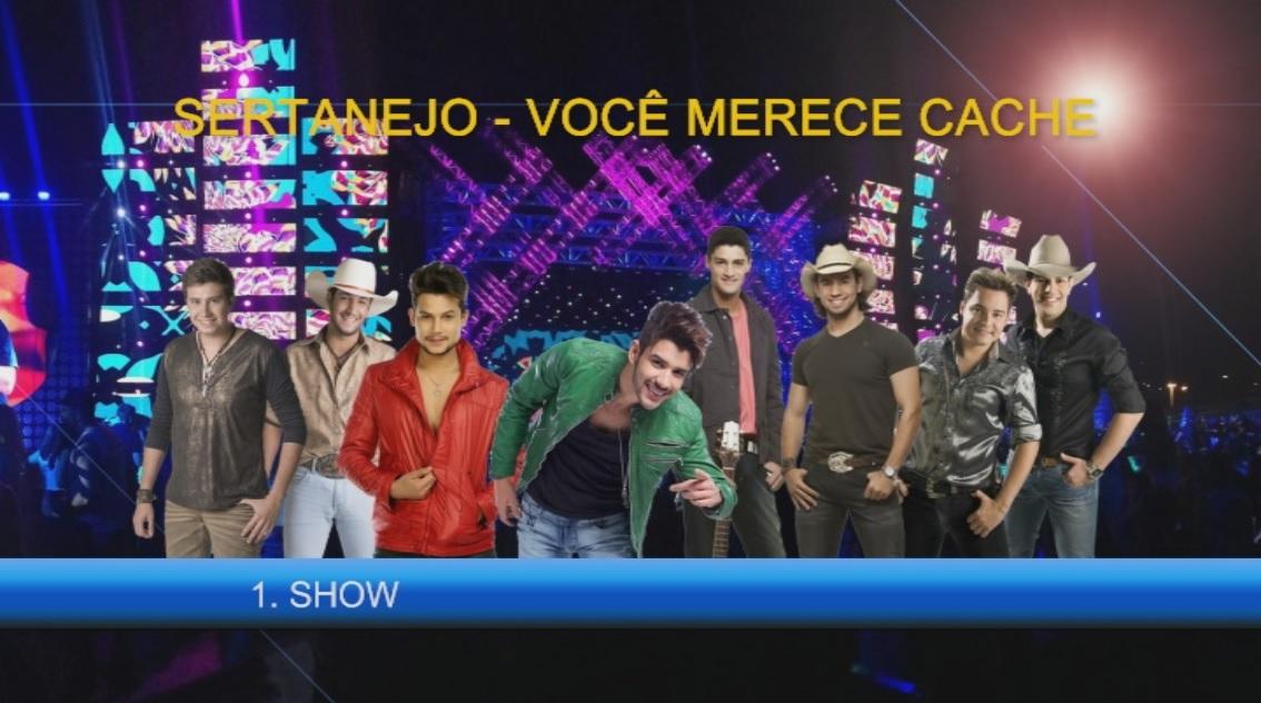 CLICK AQUI  Sertanejo Você Merece Cache DVD-R 1