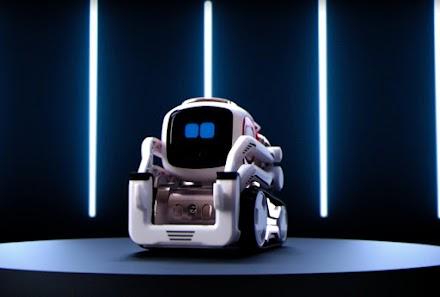 Wenn Filmmagie Wirklichkeit wird | Cozmo ein kleiner Roboter von Anki wird Euer Wohnzimmer erobern.