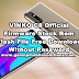 VINKO C8 Official Firmware Stock Rom/Flash File Free Download