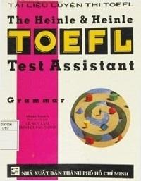 Tài Liệu Luyện Thi TOEFL - TOEFL Test Assistant Grammar - Milada Broukal