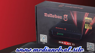 New Neatures Hellobox receiver users in the new year 2020