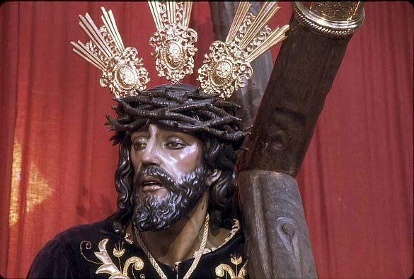 Horario e Itinerario del Vía Crucis Extraordinario del Señor de las Misericordias. Jerez de la Frontera 21 de Agosto del 2021