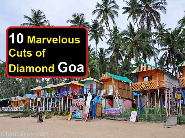 This place is situated on the coast of North Goa. Anjuna is the life of the tourist season. Trance parties are organized here during tourist season.