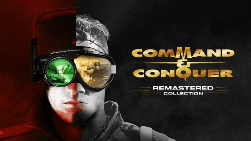 Command & Conquer Remastered Collection with 4K support now available on Steam and EA Origin!